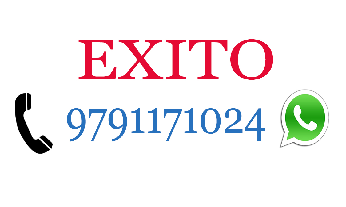 Exito provides real time practical training with Tally ERP9 [BRS,GST,TDS,VAT,CST,Service tax,Payroll,ESI,PF] 100% placement assurance in good trading and maufacturing companies in chennai.